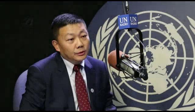 UN Radio Interview